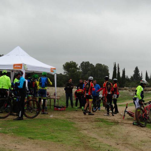 VII Ruta MTB Vuelta a los orígenes Puebla de La Calzada